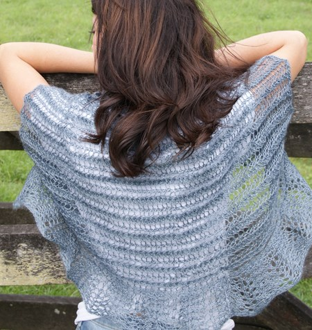 Alice Shrug | Products | Patterns | Shop | Wagtail Yarns